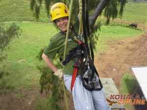 Zipline Hawaii Big Island Canopy tour